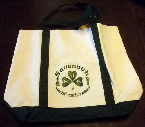 Savannah H3 White Flour Bag